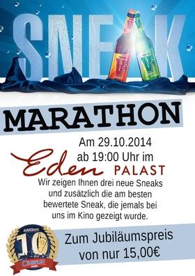 Sneak-Marathon