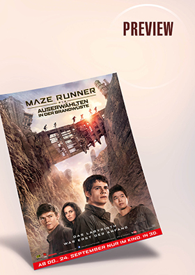 Preview: Maze Runner