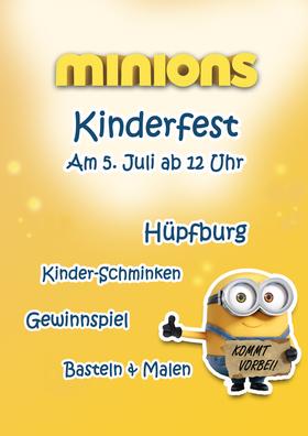 Minions-Kinderfest