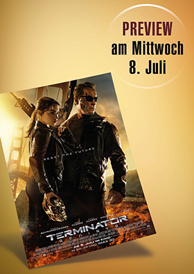 """Preview """"Terminator: Genisys - 3D"""""""