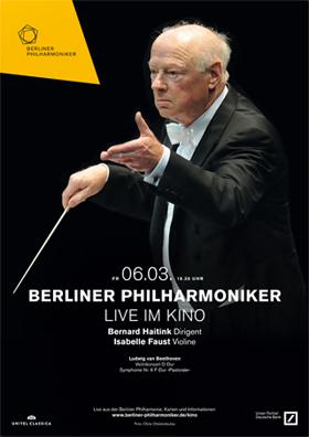 Berliner Philharmoniker Saison 2014/2015 Live im Kino!