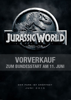 Vorverkauf: Jurassic World
