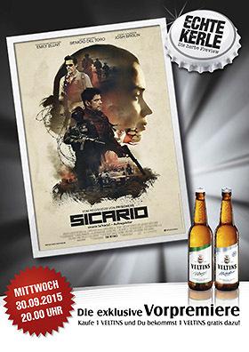 Echte-Kerle-Preview: SICARIO