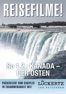 Reisefilm: KANADA - DER OSTEN