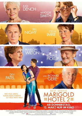 KinoVino: Best Exotic Marigold Hotel 2