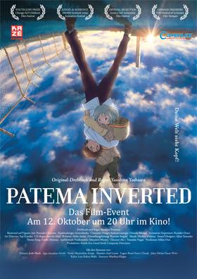 Anime-Highlight: Patema Inverted