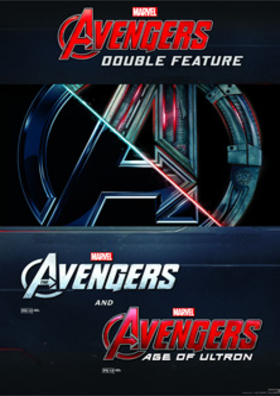 "Double Feature ""Avengers 1+2 3D"""