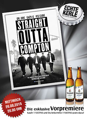 Echte-Kerle-Preview: STRAIGHT OUTTA COMPTON
