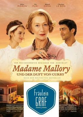 Filmcafé: Madame Mallory und der Duft von Curry