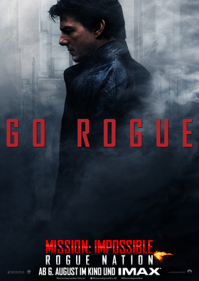"""Preview: """"Mission: Impossible - Rogue Nation"""""""
