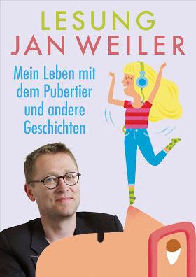 Lesung Jan Weiler