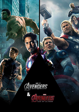 Avengers Double Feature am 24.04.
