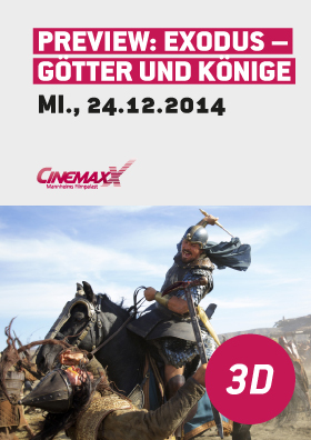 Preview: Exodus - Götter und Könige 3D