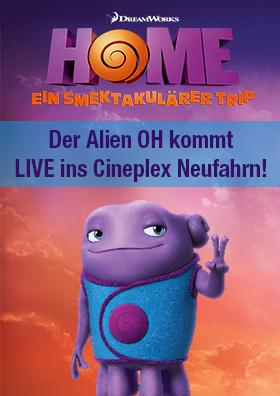 Der Alien OH kommt!