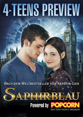 4-Teens Preview: SAPHIRBLAU