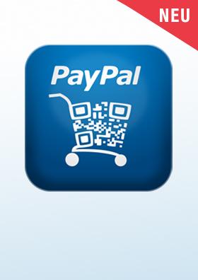 Tickets mit PayPal bezahlen!