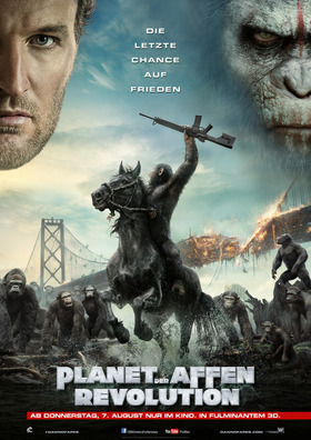 Planet der Affen: Revolution 3D