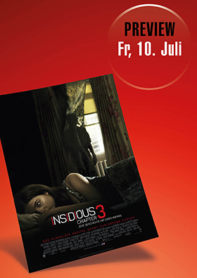 """Preview """"Insidious: Chapter 3"""""""