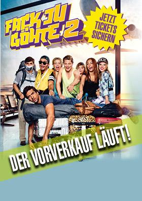 Fack Ju Göhte 2 - Der Vorverkauf hat begonnen!