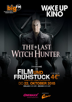 BigFM Wake Up Kino: The Last Witch Hunter
