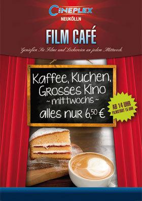 FILM CAFÉ | Jeden Mittwoch 15 Uhr