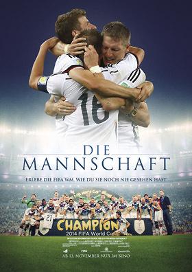 DIE MANNSCHAFT - Der Film zur WM!