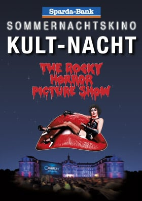 Open Air Kultnacht: THE ROCKY HORROR PICTURE SHOW