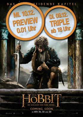 Hobbit-Vorverkauf