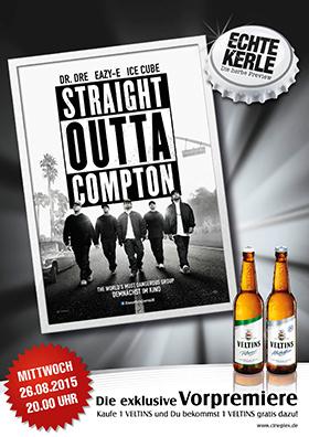Echte Kerle - Straight Outta Compton