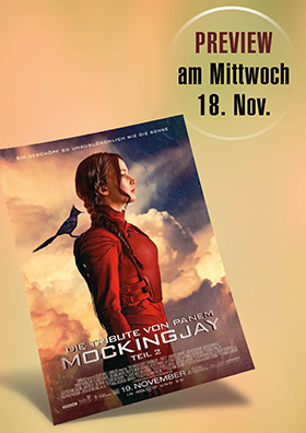 Preview MOCKING JAY - Teil 2