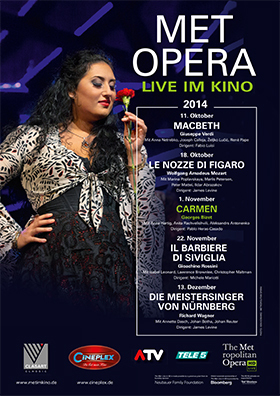 MET live: Bizet CARMEN