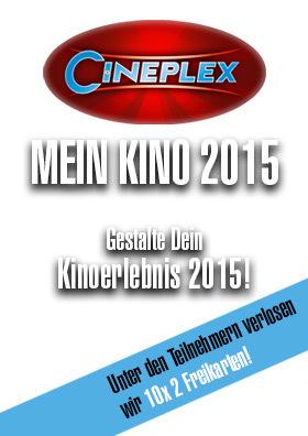 Umfrage: Mein Kino 2015