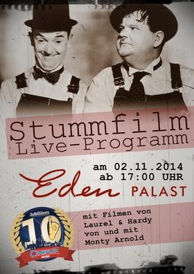 Stummfilm Live-Programm