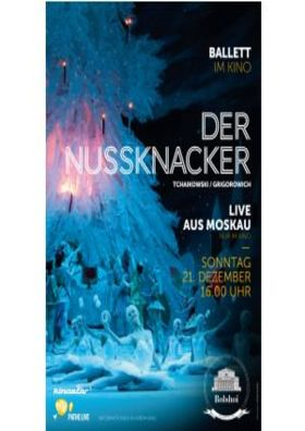 BolshoiBallett live: The Nutcracker (Der Nussknac