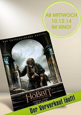 Der Hobbit: Schlacht der fünf Heere