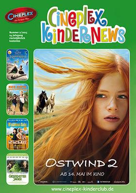 Cineplex KinderNews: Neue Ausgabe