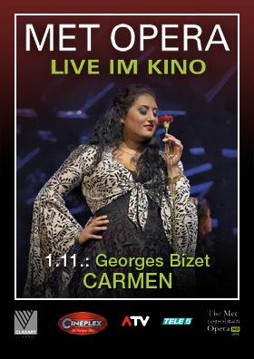 MET live: Bizets CARMEN