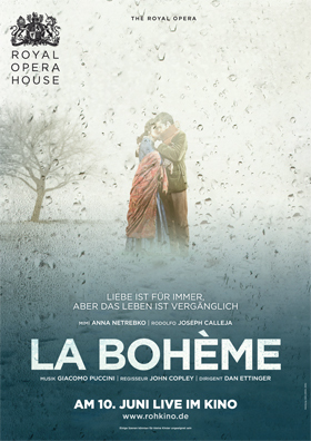 Royal Opera: La Boheme - Live am 10. Juni 2015