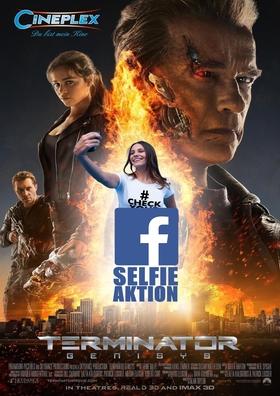SELFIE-AKTION zu Terminator: Genisys