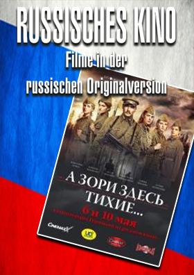 10.05. - Russisches Kino: A Zori