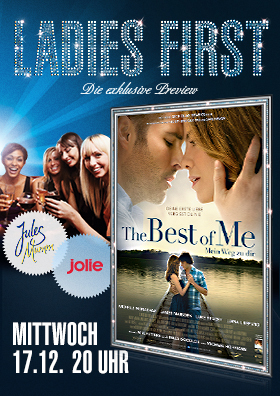Ladies First Preview THE BEST OF ME