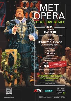 MET Opera: Die Meistersinger...