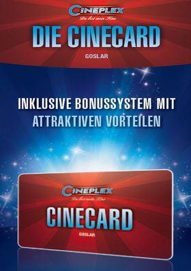Die Cinecard Goslar