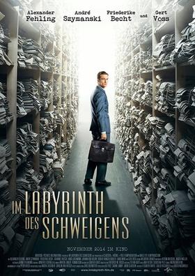 Preview: Im Labyrinth des Schweigens
