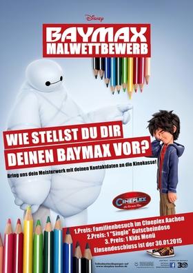 BAYMAX MALWETTBEWERB