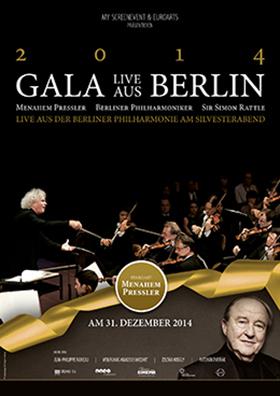 Berliner Philharmoniker: Silvester Galakonzert 2014