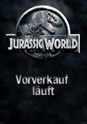 Jurassic World - Vorverkauf läuft