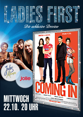 Ladies First Preview COMING IN