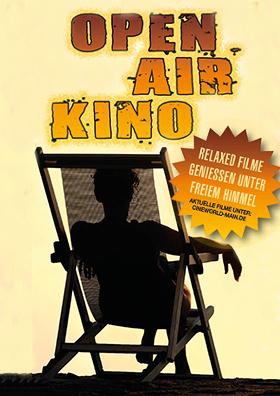 Ab August täglich: Sommerliches Open Air Kino...
