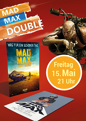 """""""Mad Max""""-Double"""